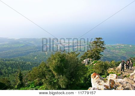 Kantara Castle View