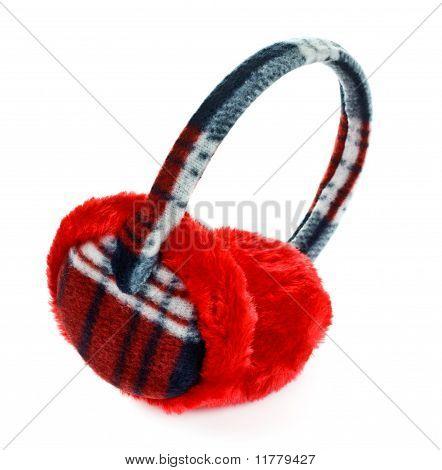 orejera rojo