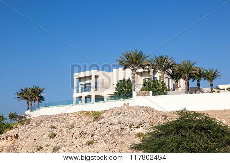 Luxury Villa In Muscat, Oman