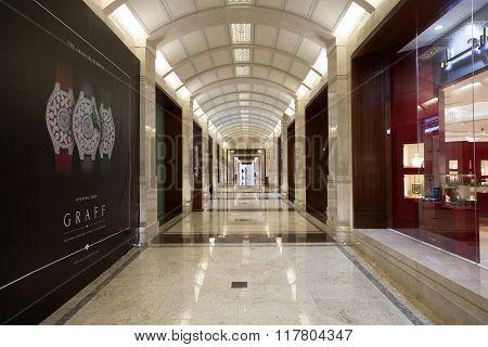 Luxury Mall In Muscat, Oman