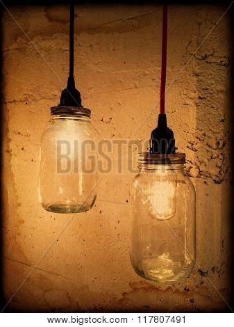 Vintage Style Pendant Lights