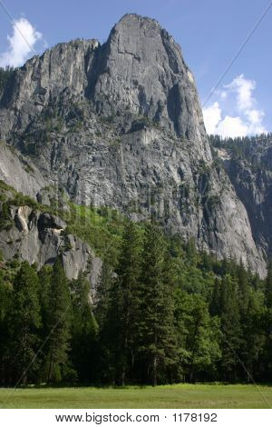 Yosemite National Park - View