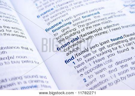 Word Finance