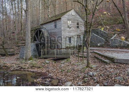 Historic Old Grist Mill - Tennessee
