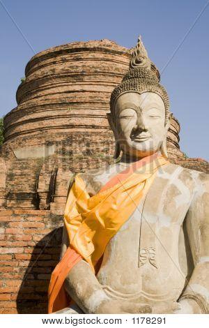 Wat Yai Chai Budddha