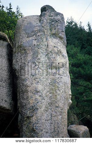 Bas-Relief Buddhist Sculpture