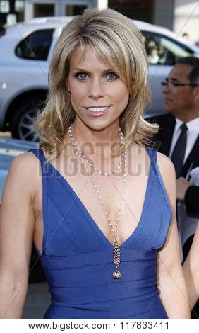 Cheryl Hines at the Los Angeles Premiere of