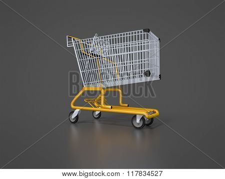 An image of a typical shopping cart