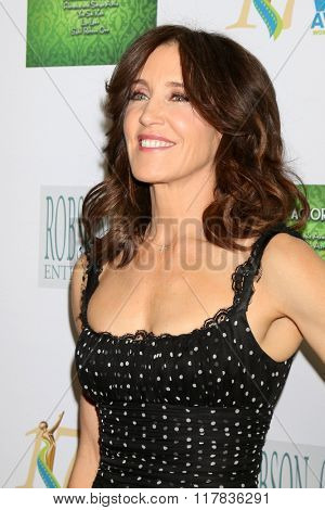 LOS ANGELES - FEB 10:  Felicity Huffman at the 17th Annual Women's Image Awards at the Royce Hall on February 10, 2016 in Westwood, CA