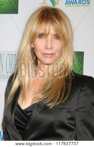 LOS ANGELES - FEB 10:  Rosanna Arquette at the 17th Annual Women's Image Awards at the Royce Hall on February 10, 2016 in Westwood, CA