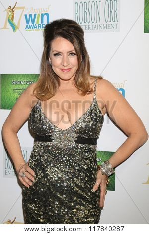 LOS ANGELES - FEB 10:  Joely FIsher at the 17th Annual Women's Image Awards at the Royce Hall on February 10, 2016 in Westwood, CA