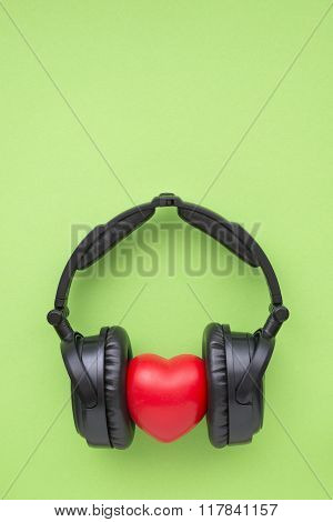 Love Music Green