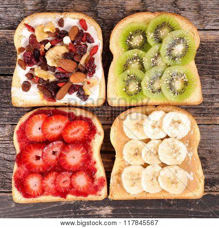 breakfast toast