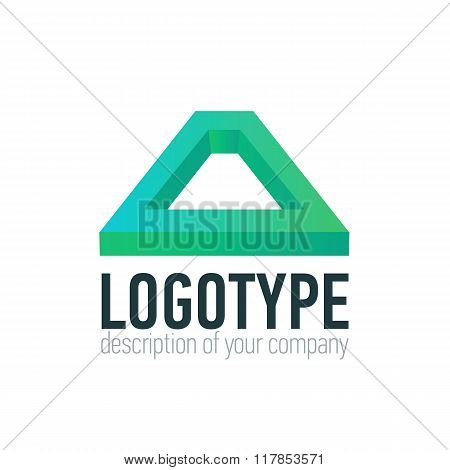 Letter O logo icon design template elements