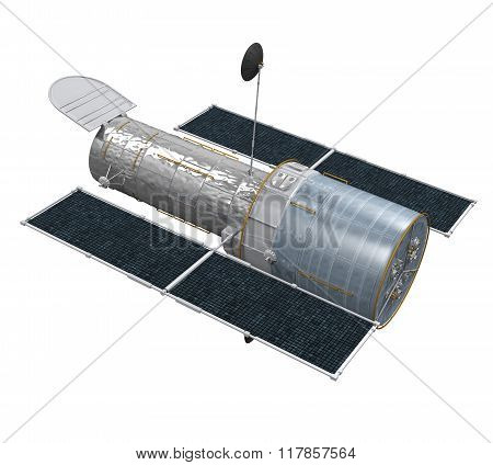 Space Telescope Isolated
