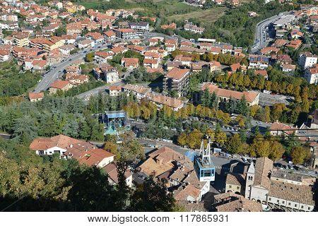Borgo Maggiore's In San Marino.