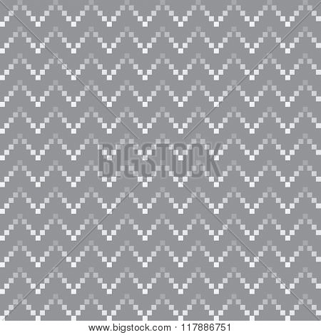 Seamless abstract background of geometric shapes.