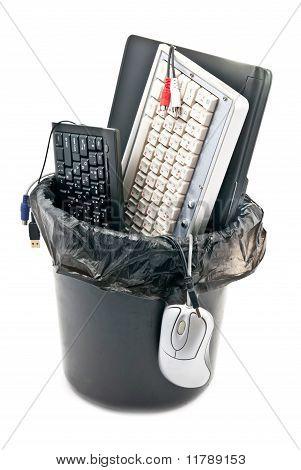 Sucata de computador