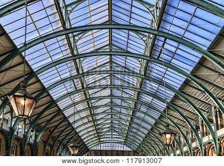 Covent Garden Market Architecture