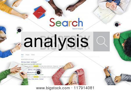 Analysis Analytics Information Data Study Concept