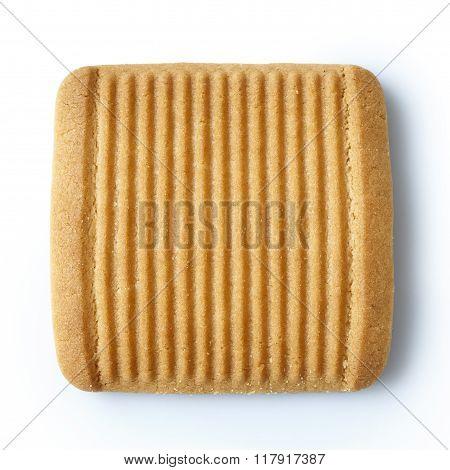 Novellini Square Italian Shortbread Biscuit.