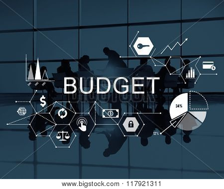 Budget Capital Finance Economy Investment Money Concept