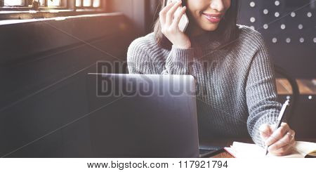On the Phone Calling Technology Mobility Concept