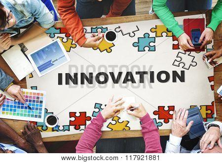 Innovation Technology Invention Inspiration Concept