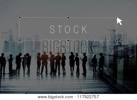 Stock Trading Currency Exchange Investment Concept