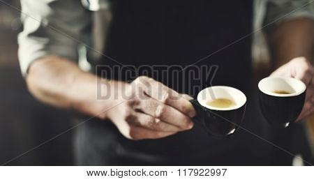 Cafe Coffee Cup Drinking Leisure Beverage Aroma Concept