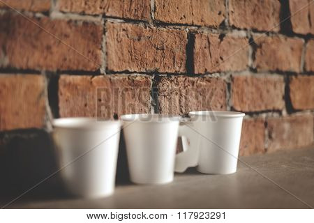 Coffee Paper Cup Refreshment Freshness Morning Concept