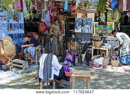 Tanzania Aruscha City