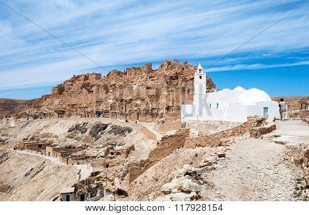 Tunisia Chennini Village