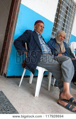Tunisia El Hamma Village