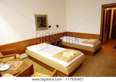 Room In Hotel Hutnik 2.
