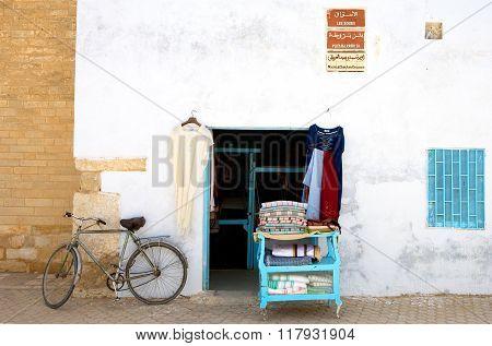 Tunisia Kariouan Village