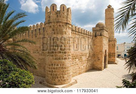 Tunisia Sousse Monastery