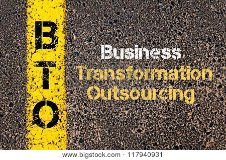 Business Acronym Bto
