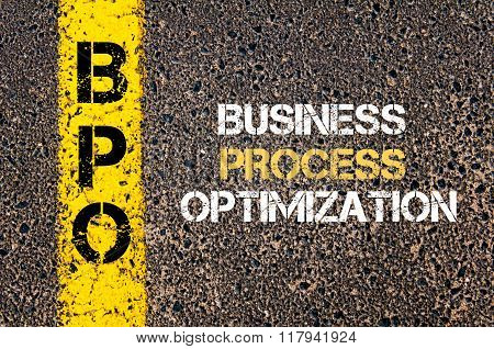 Business Acronym Bpo Business Process Optimization