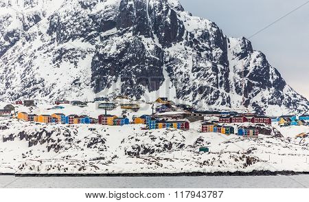 Sisimiut The 2Nd Largest Greenlandic City