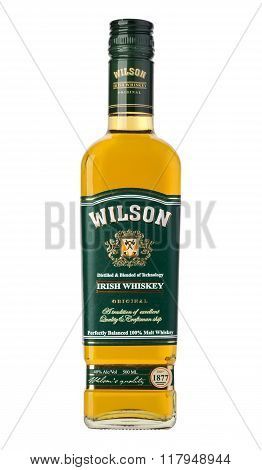 Blended Whisky Wilson