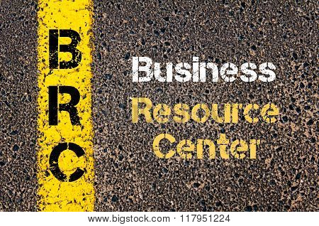 Business Acronym Brc Business Resource Center