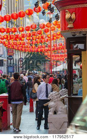 China Town, London