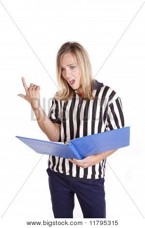 Referee Shocked Playbook