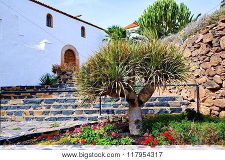 Betancuria village Fuerteventura at Canary Islands of Spain