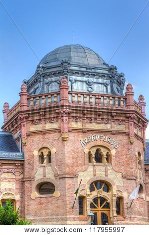 Thermal Bath In Szekesfehervar