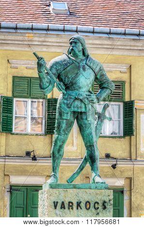 Szekesfehervar Old Town In Hungary