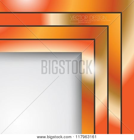metallic geometric material abstract design