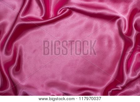 Abstract Background Of Violet Silk