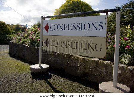 Confessions Sign 2